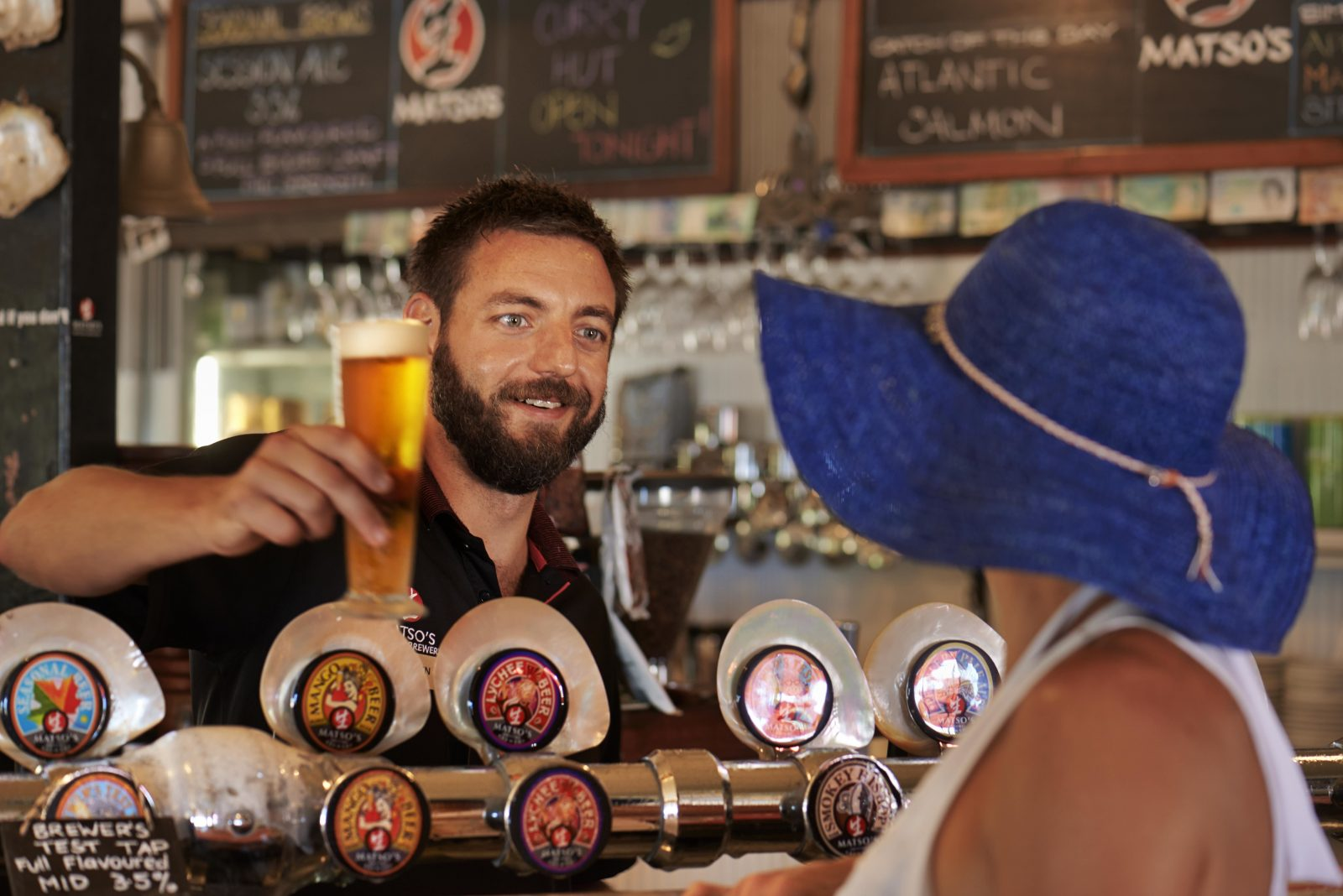 Matso's Broome Brewery, Broome, Western Australia
