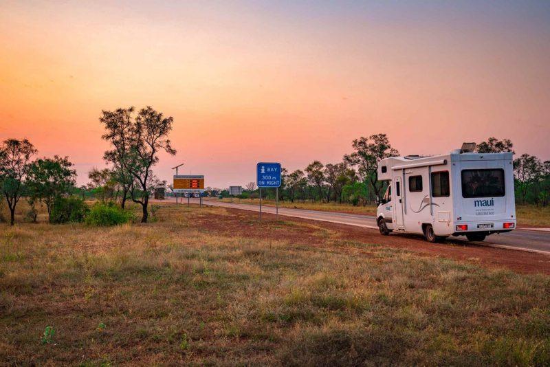Maui Motorhomes, Broome, Western Australia