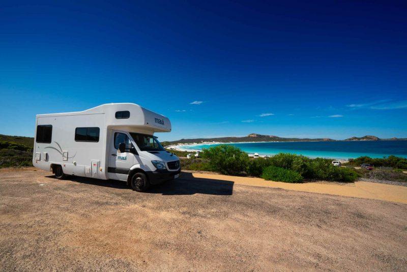 Maui Motorhomes, Perth, Western Australia