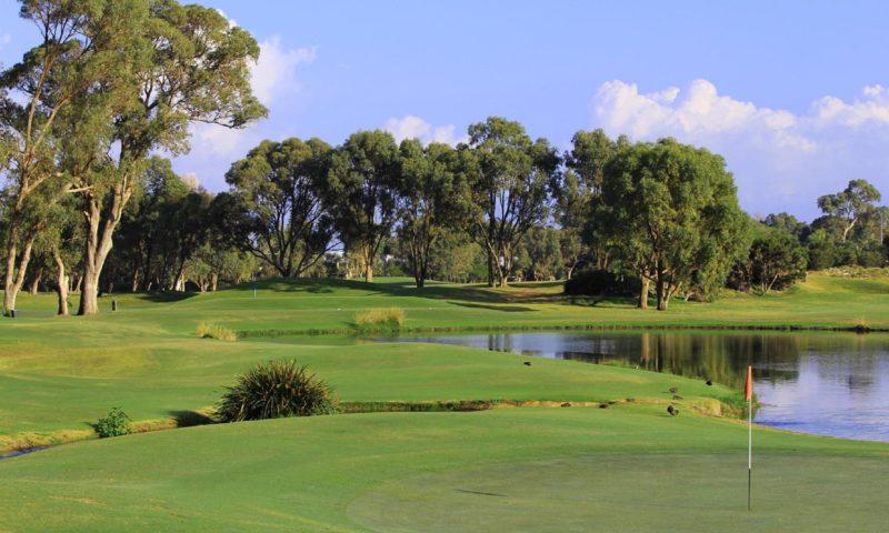 Meadow Springs Golf Club, Mandurah, Western Australia