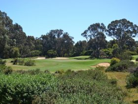 Meadow Springs Golf and Country Club, Mandurah, Western Australia