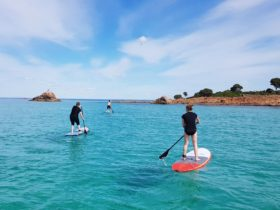 Meelup Beach Hire and SUP School, Dunsborough, Western Australia