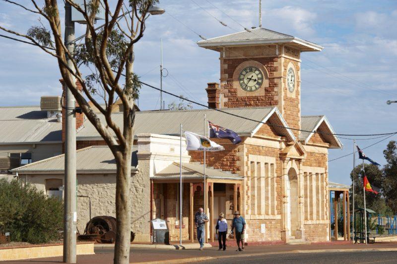 Menzies Visitor Centre, Menzies, Western Australia