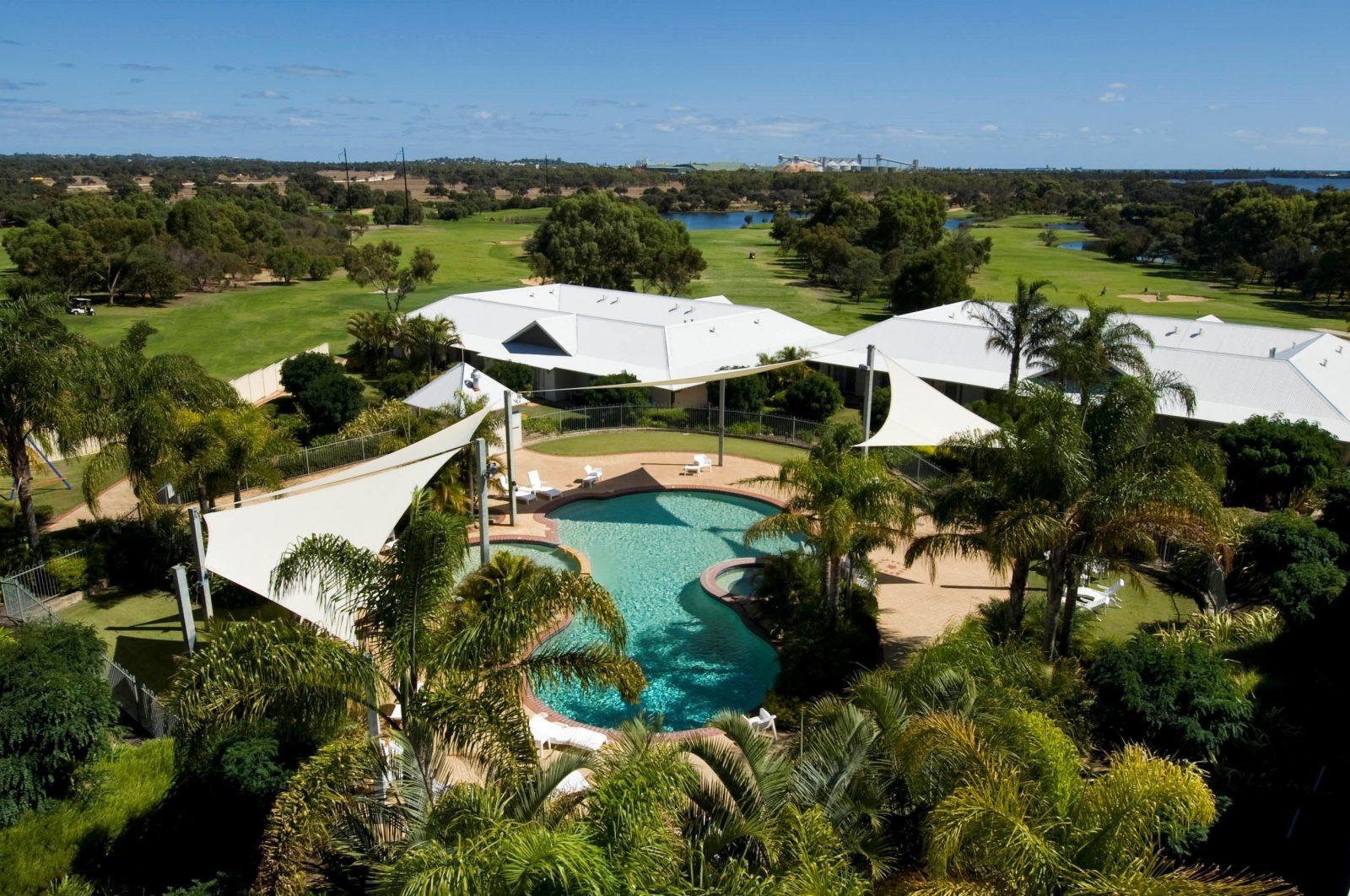 Mercure Sanctuary Golf Resort, Pelican Point, Western Australia