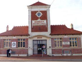 Merredin Heritage Walk, Merredin, Western Australia