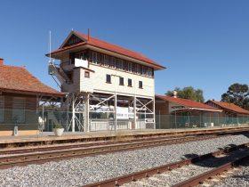 Merredin Railway Museum, Merredin, Western Australia
