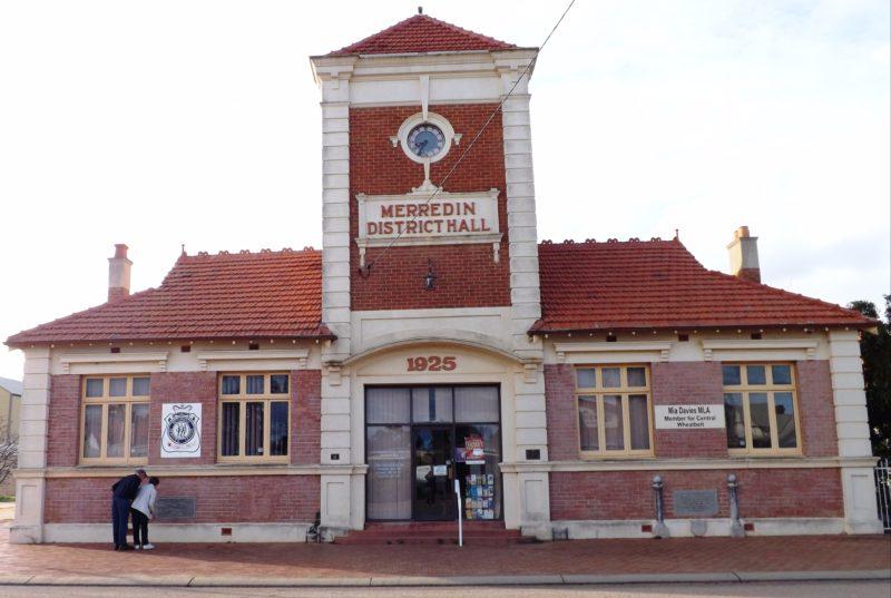 Merredin Town Hall, Merredin, Western Australia