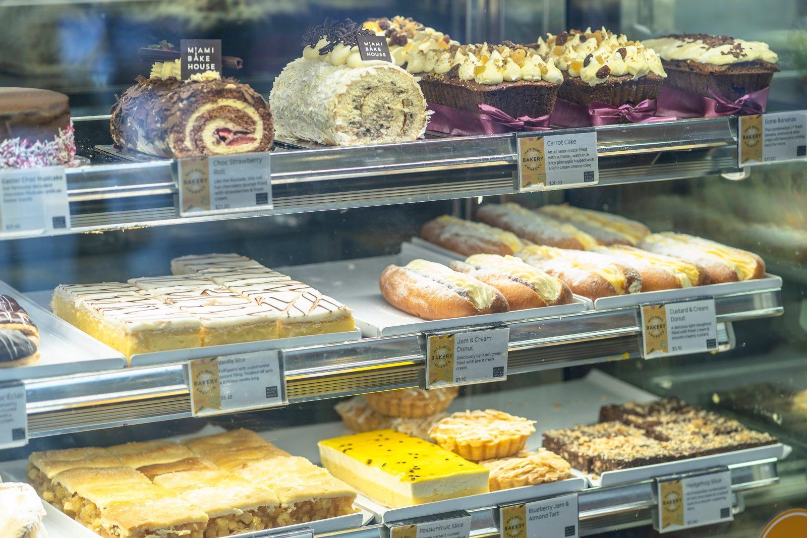 Miami Bakehouse, West Pinjarra, Western Australia