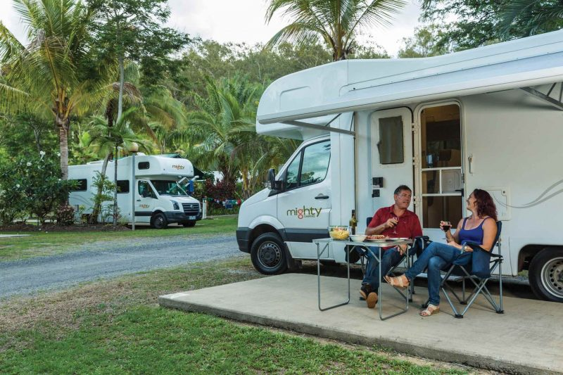 Mighty Campers, Perth, Western Australia