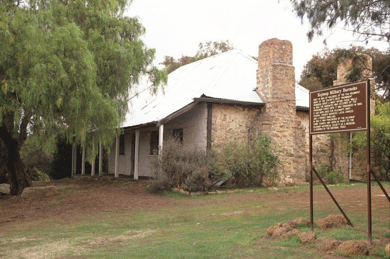 Military Barracks, Kojonup, Western Australia