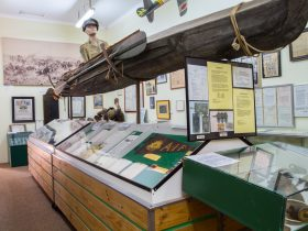 Military Museum, Merredin, Western Australia
