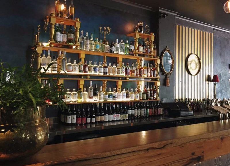Miss Chat's Bar and Kitchen, Fremantle, Western Australia