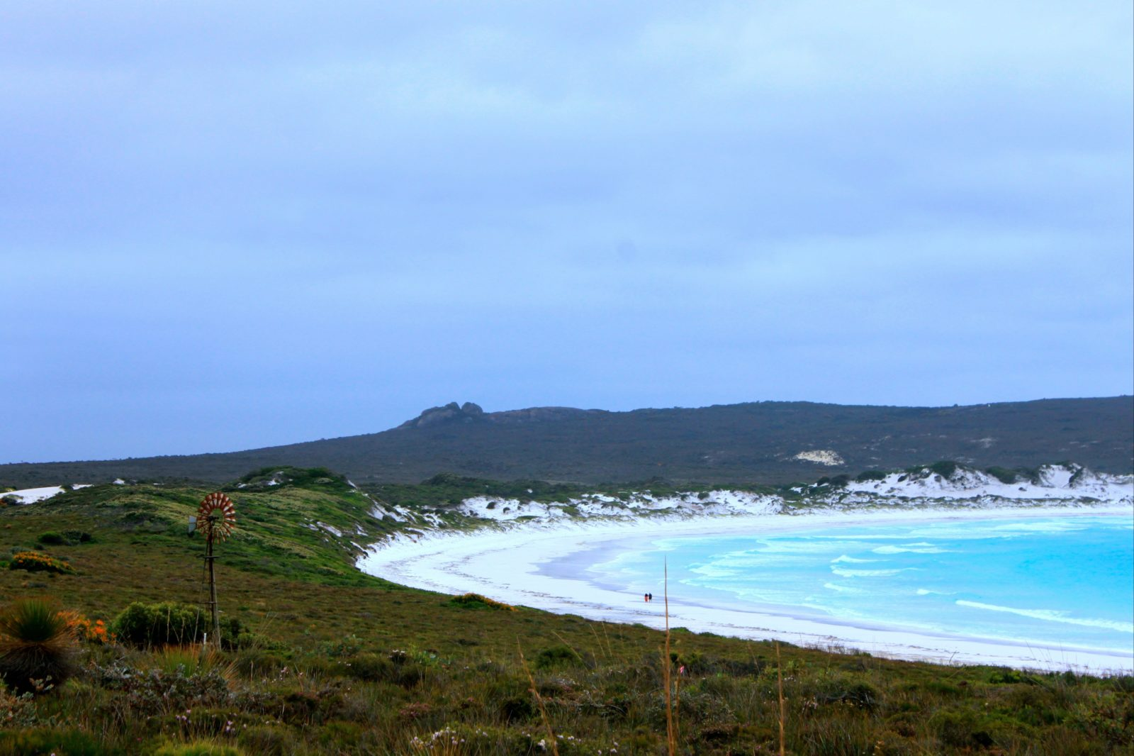 Mississippi Hill and Rossiter Bay, Esperance, Western Australia