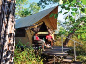 Mitchell Falls Wilderness Lodge, Mitchell Plateau, Western Australia