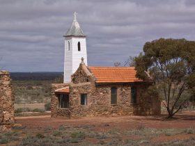Monsignor Hawes Chapel of St Hyacinth, Yalgoo, Western Australia