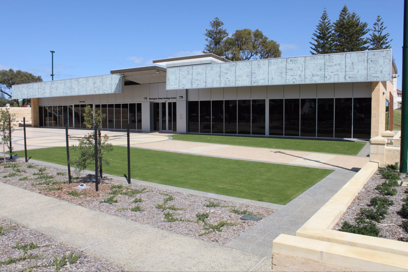 Monsignor Hawes Heritage Centre, Geraldton, Western Australia
