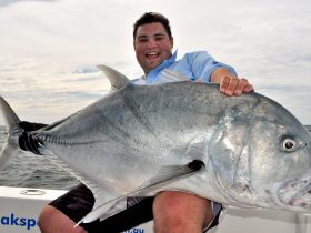 Monster Sportfishing Adventures, Exmouth, Western Australia