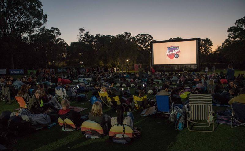 Moonlight Cinema Perth Venue, Western Australia