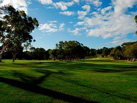 Mosman Park Golf Club, Mosman Park, Western Australia