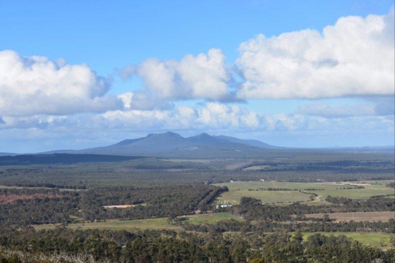 Mount Barker Hill Lookout, Mount Barker, Western Australia