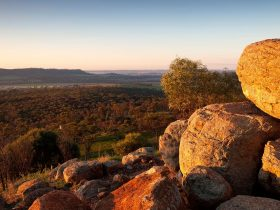Mount Brown Lookout, York, Western Australia