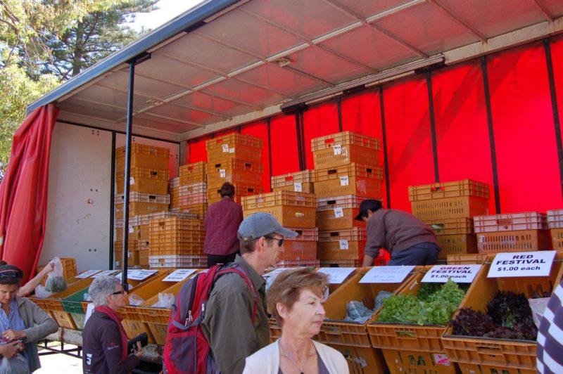 Mt Claremont Farmers Market, Mount Claremont, Western Australia