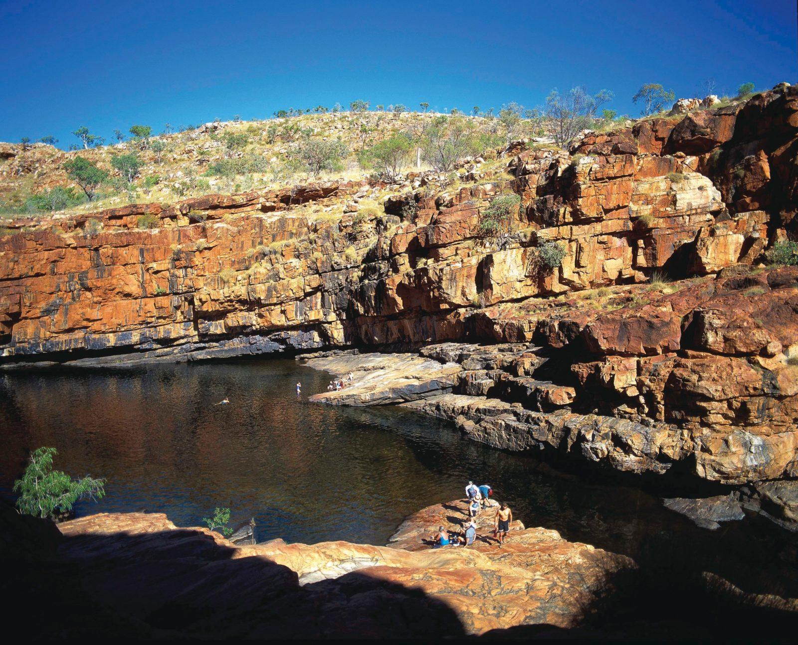 King Leopold Range Conservation Park, Western Australia