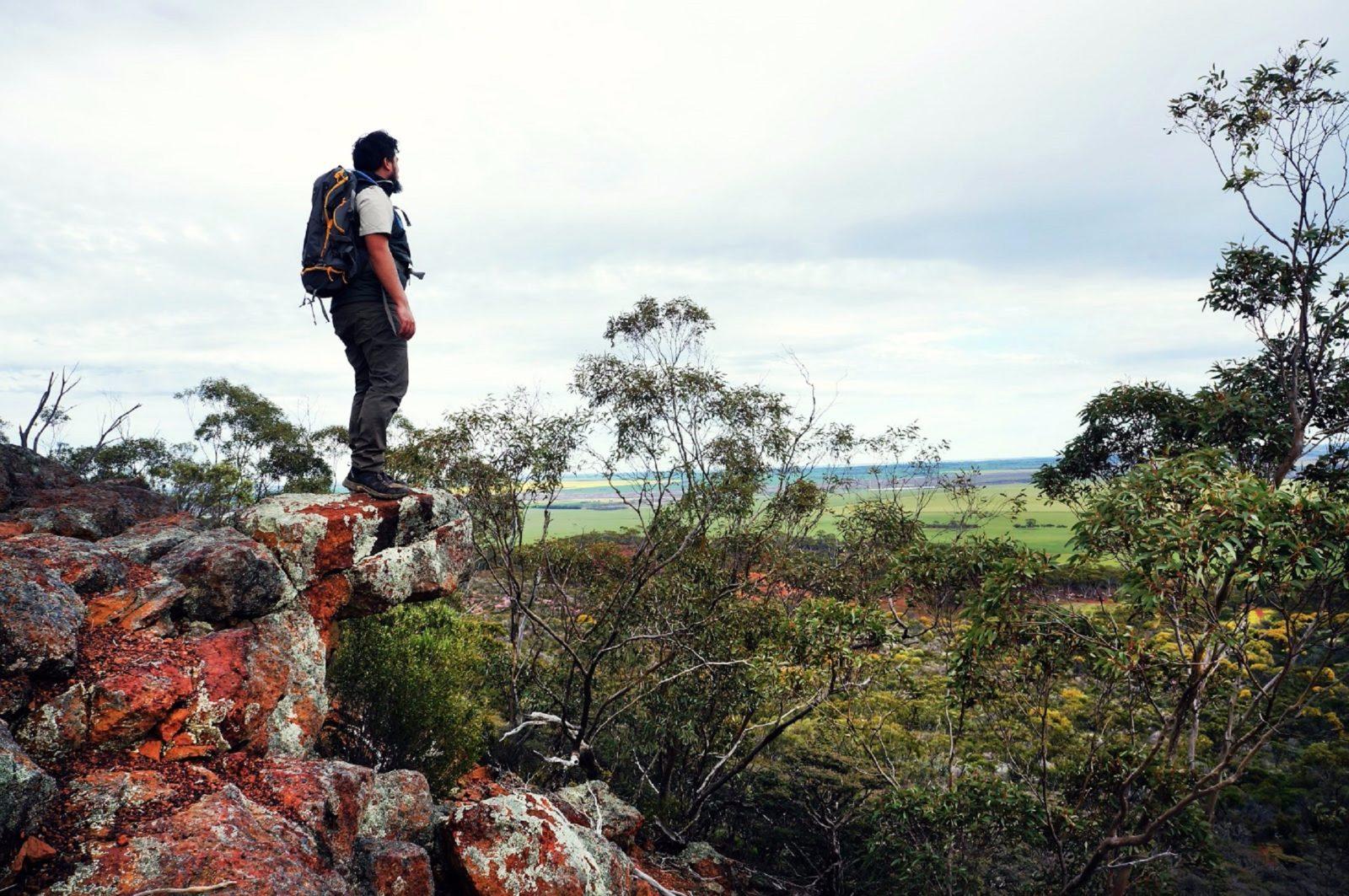Mount Matilda, Wongan Hills, Western Australia