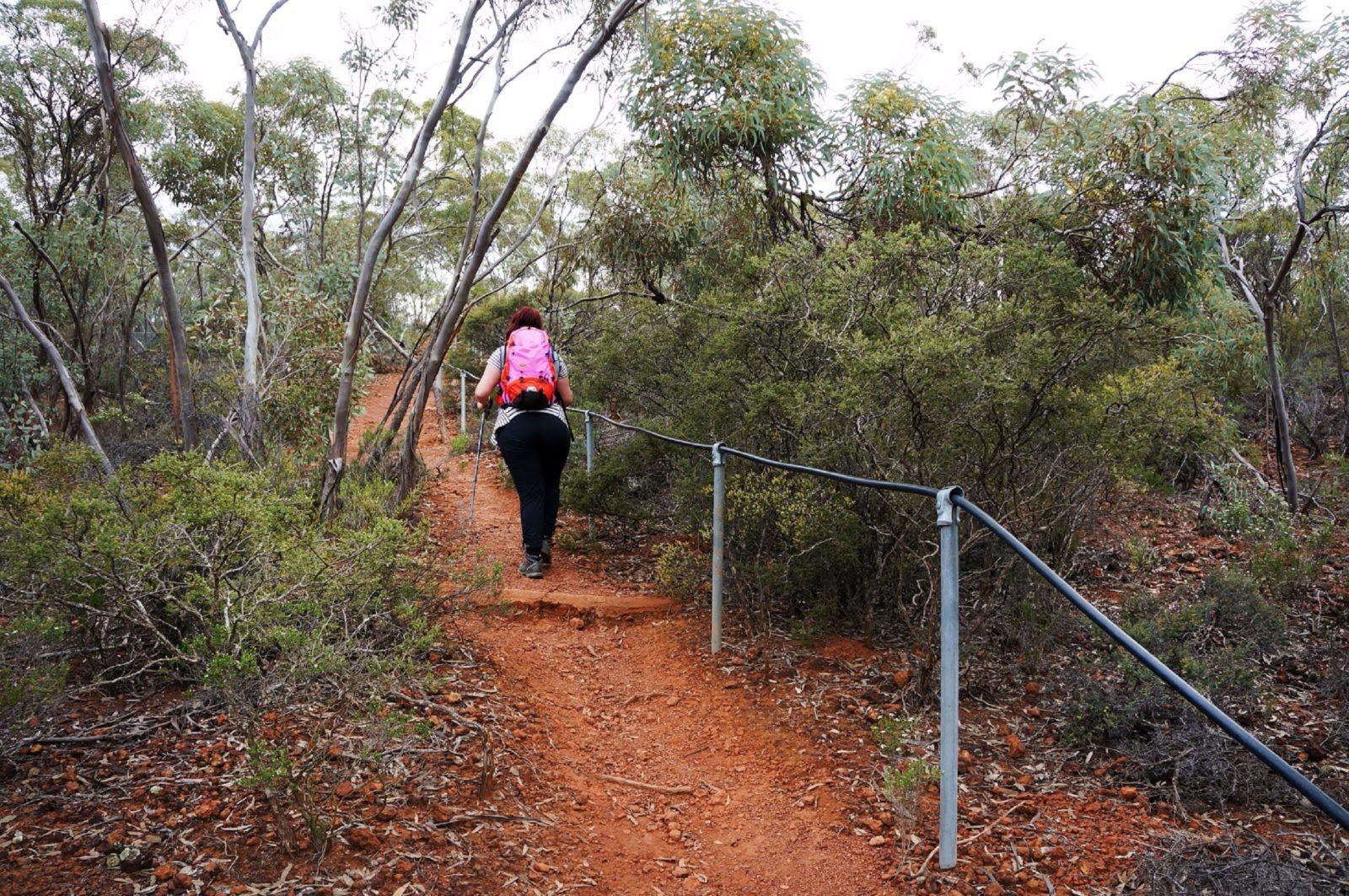 Mount Matilda Walk Trail, Wongan Hills, Western Australia