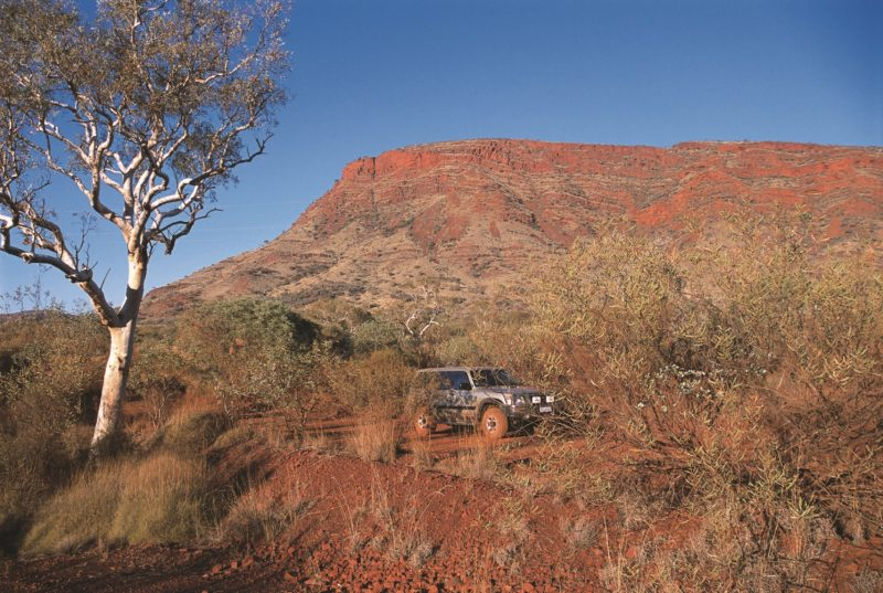 Mount Nameless, Tom Price, Western Australia