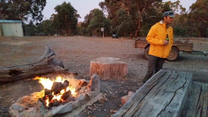 Mt Trio Bush Camp and Caravan Park, Stirling Range National Park, Western Australia