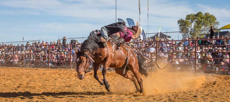 Mullewa Muster and Rodeo, Mullewa, Western Australia