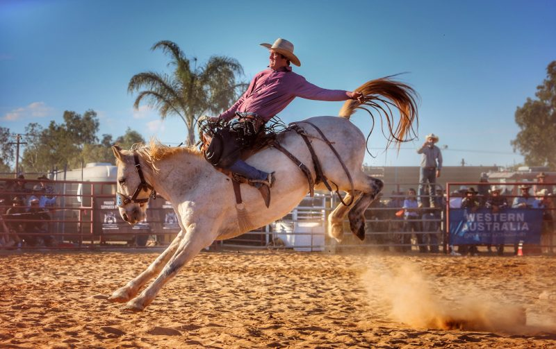 Mullewa Muster and Rodeo, Mullewa, Western Australia
