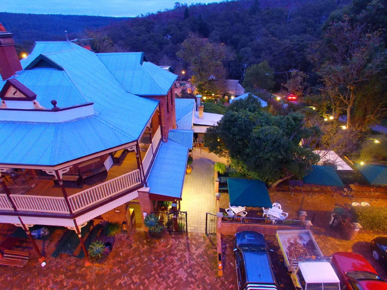 Mundaring Weir Hotel, Mundaring, Western Australia
