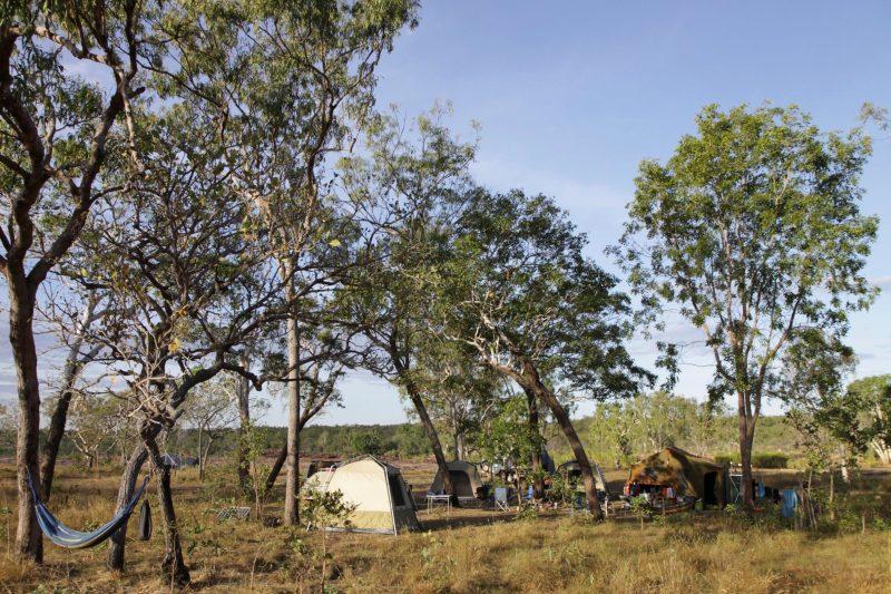 Munurru (King Edward River) Campground, Mitchell Plateau, Western Australia