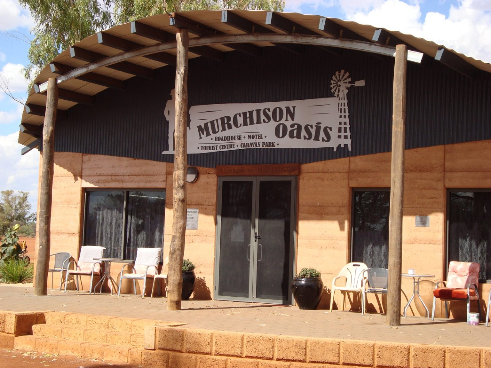 Murchison Oasis Roadhouse, Murchison, Western Australia