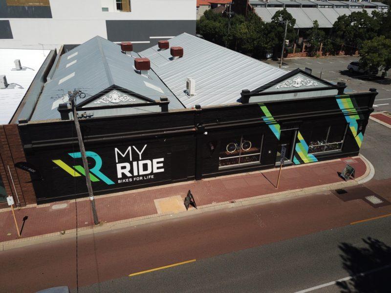 My Ride Perth Central, Perth, Western Australia