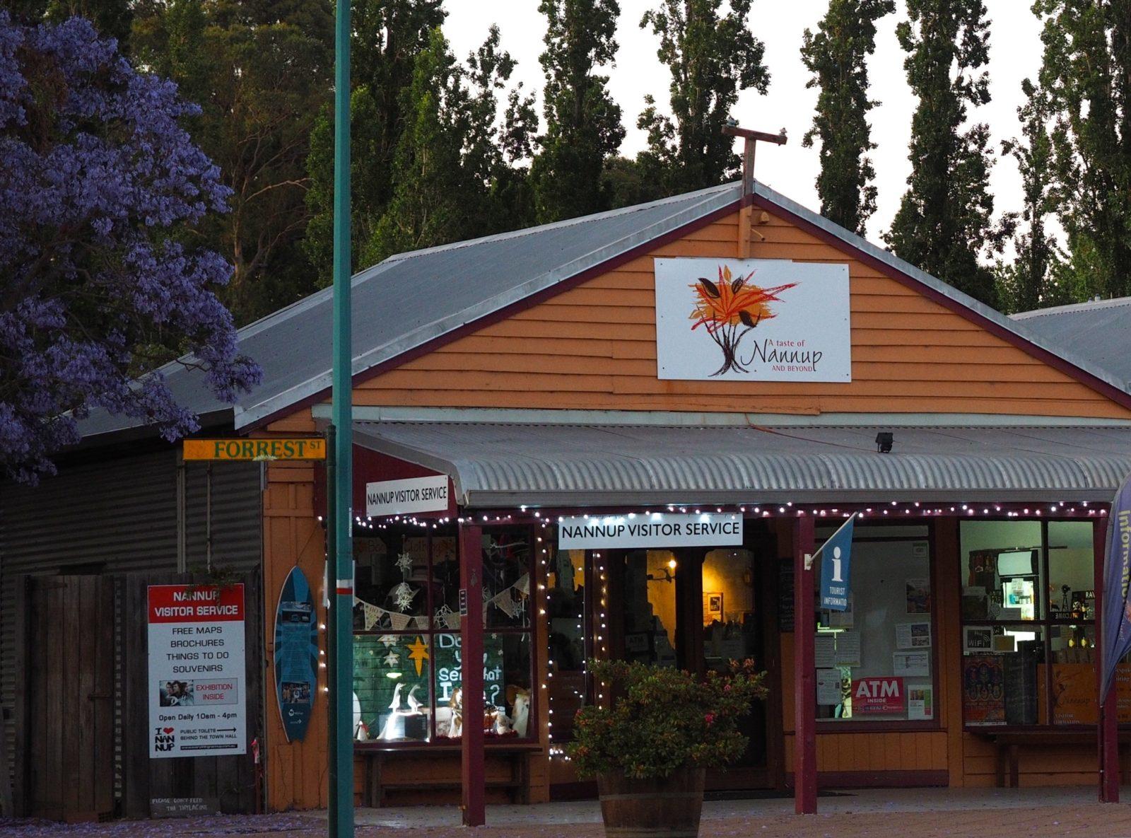 Nannup Visitors Centre, Nannup, Western Australia