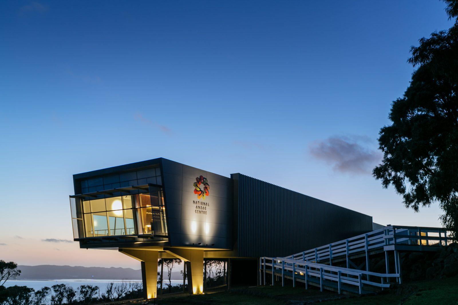 The National Anzac Centre, Albany, Western Australia