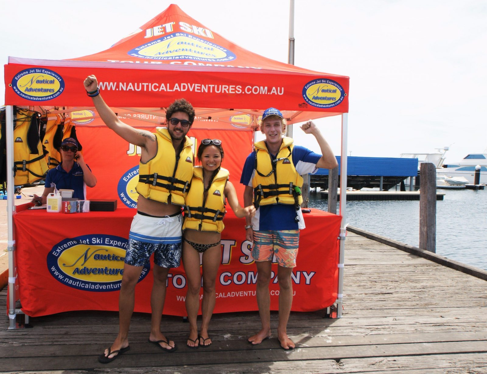 Nautical Adventures Jet Ski Tours, Wannanup, Western Australia