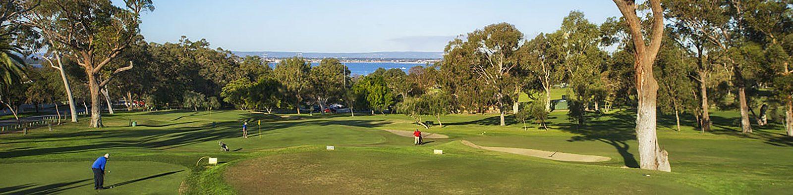 Nedlands Golf Club, Nedlands, Western Australia