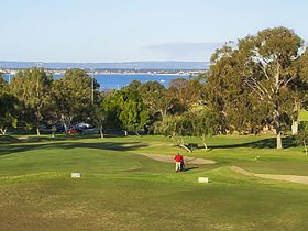 Nedlands Golf Club, Nedlands, Western Australia