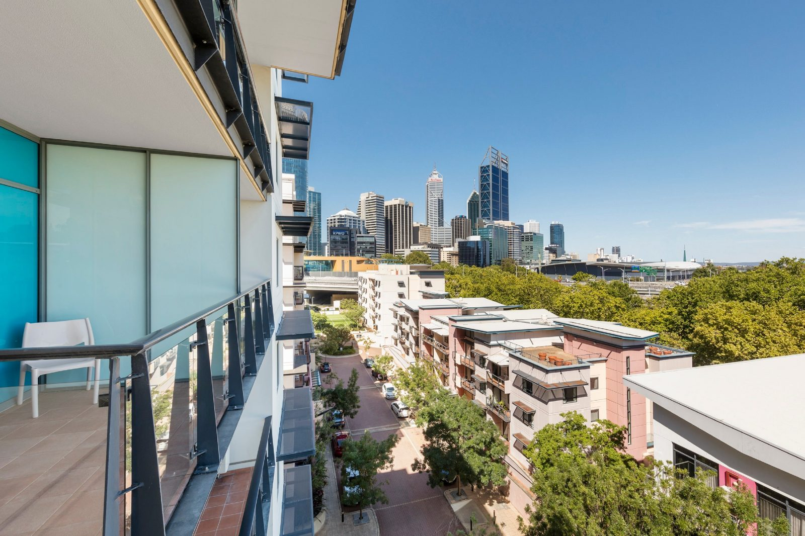Nesuto Mounts Bay Perth Apartment Hotel, Perth, Western Australia