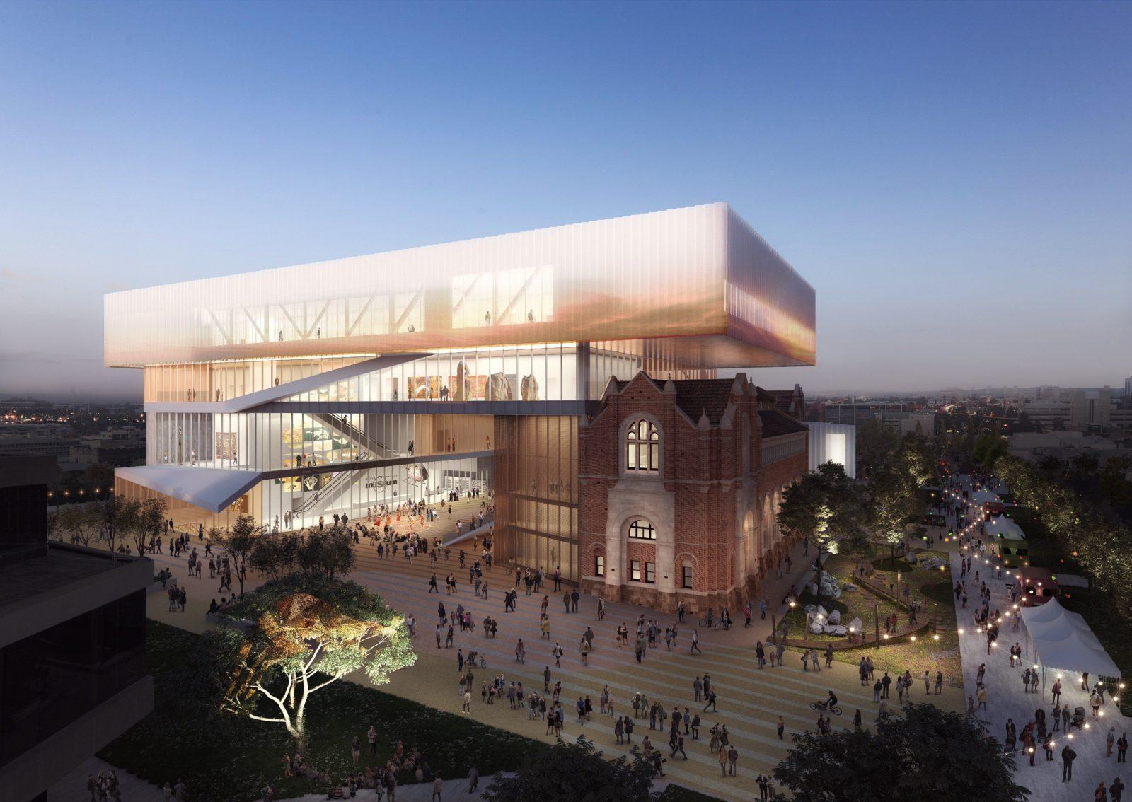 New Museum for WA, Perth, Western Australia