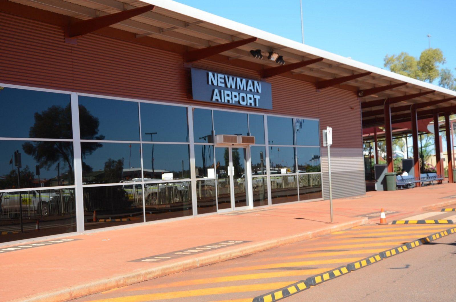 Newman Airport, Newman, Western Australia
