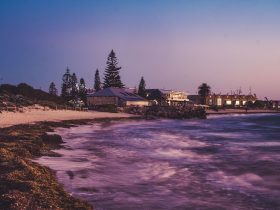 Night Photography Class (Fremantle), Fremantle, Western Australia