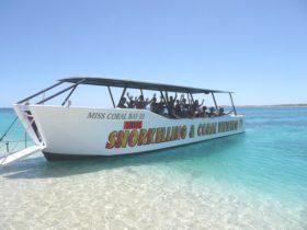Ningaloo Coral Bay Boats, Corall Bay, Western Australia