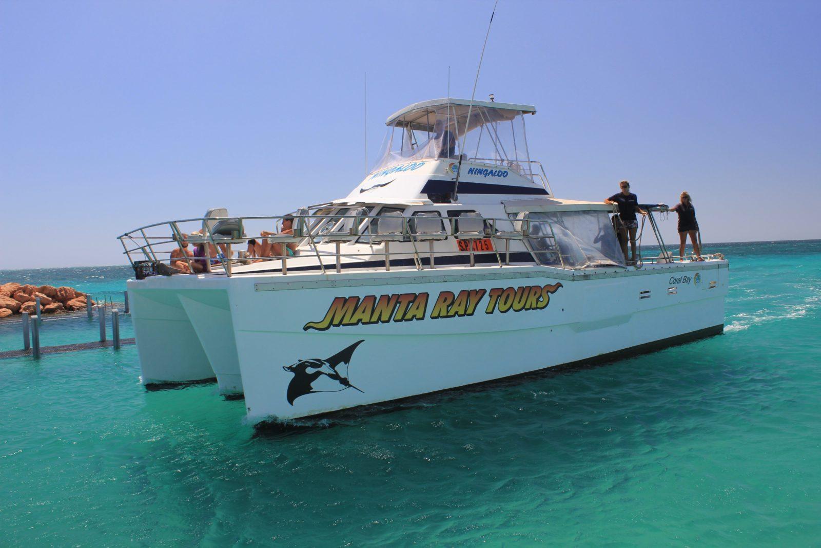 Ningaloo Coral Bay Boats, Coral Bay, Western Australia