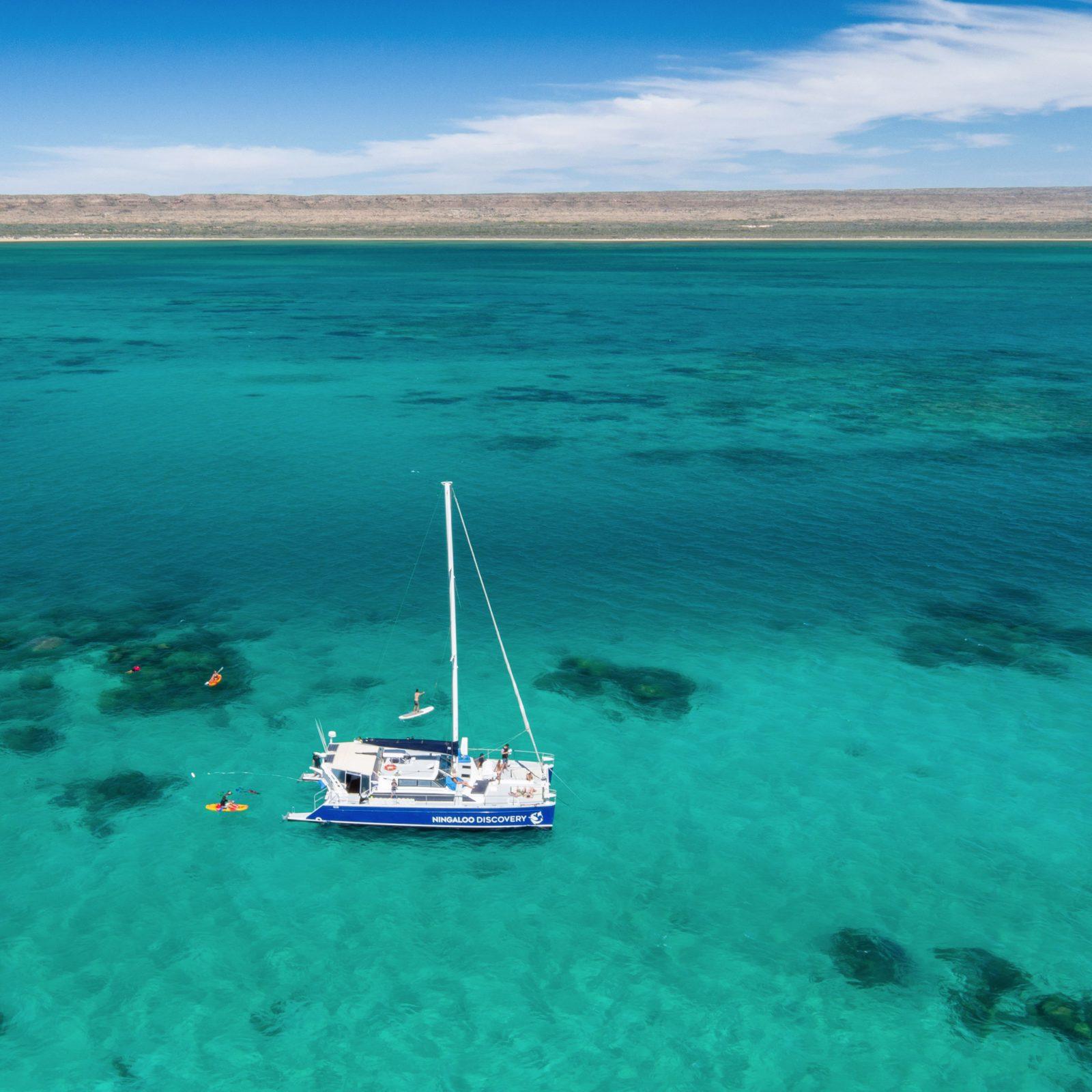 Ningaloo Discovery, Fremantle, Western Australia