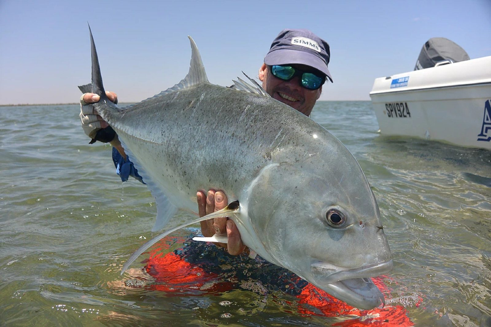 Ningaloo Fly Fishing, Exmouth, Western Australia